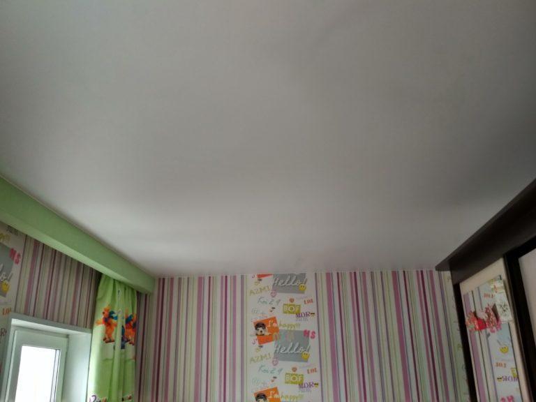 №24 Потолок детская