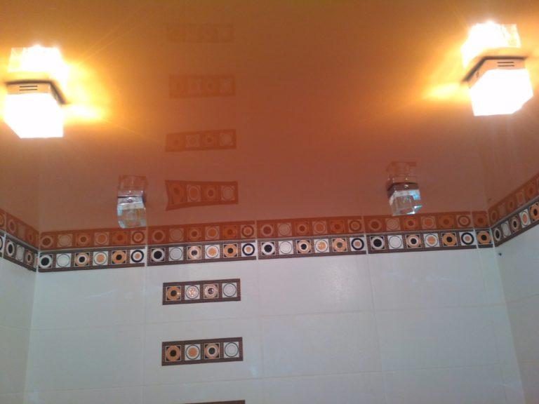 №50 Туалет, цветной глянцевый